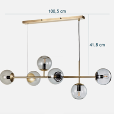Orb  suspension pendant light  bolia 20 116 03  design signed 68682 thumb