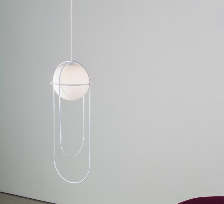 Orbit lukas peet suspension pendant light  andlight orb p wh 230  design signed nedgis 100507 product