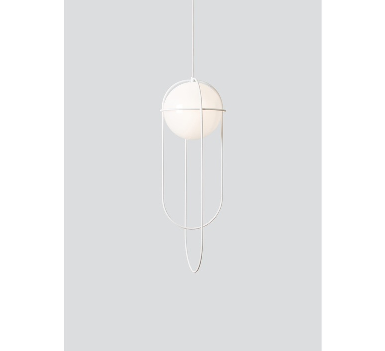 Orbit lukas peet suspension pendant light  andlight orb p wh 230  design signed nedgis 100510 product