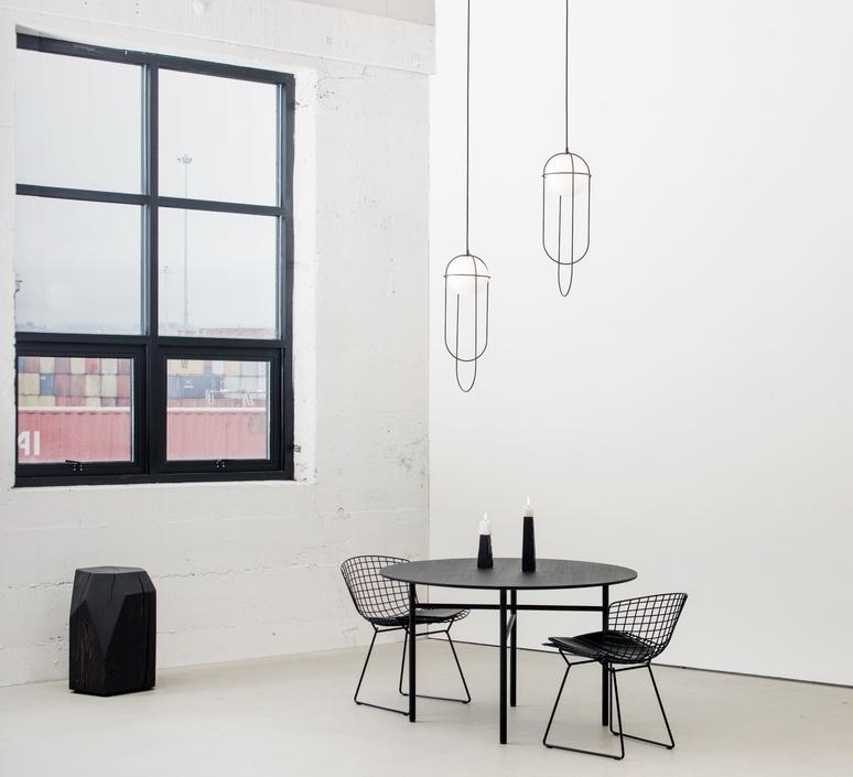 Orbit lukas peet suspension pendant light  andlight orb p bk 230  design signed nedgis 100496 product