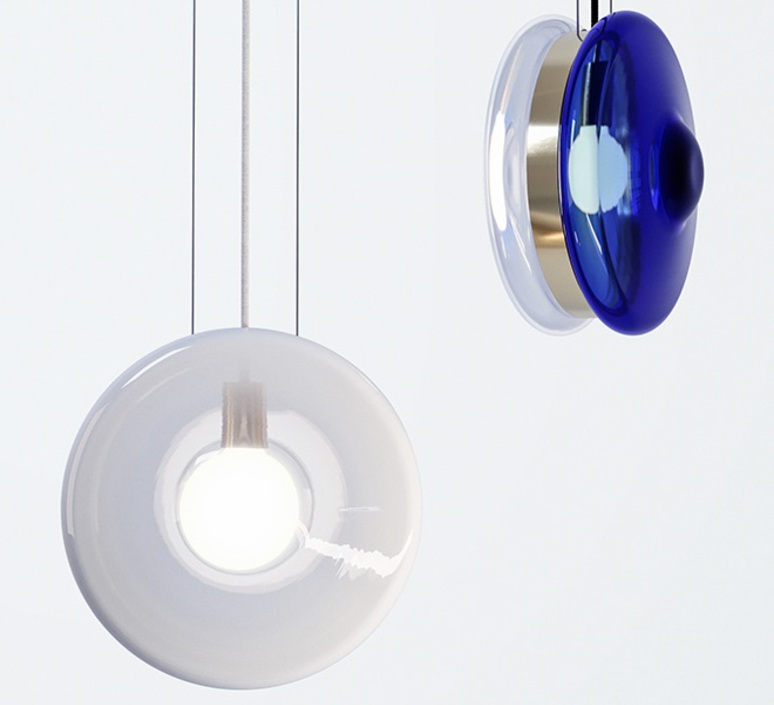 Orbital 01 studio deform suspension pendant light  bomma  1 80 95670 0 cl blc 360 br  design signed 46602 product