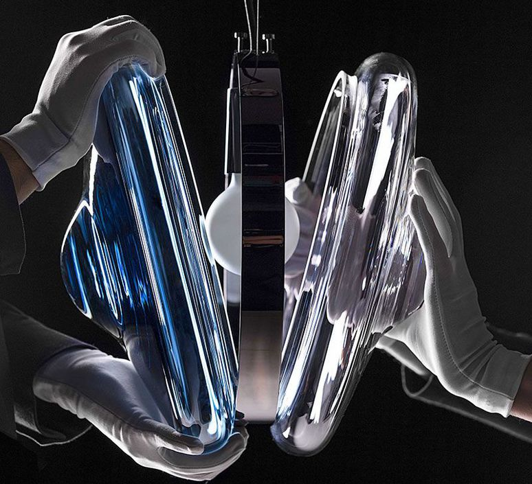 Orbital 01 studio deform suspension pendant light  bomma  1 80 95670 0 cl blc 360 br  design signed 51820 product