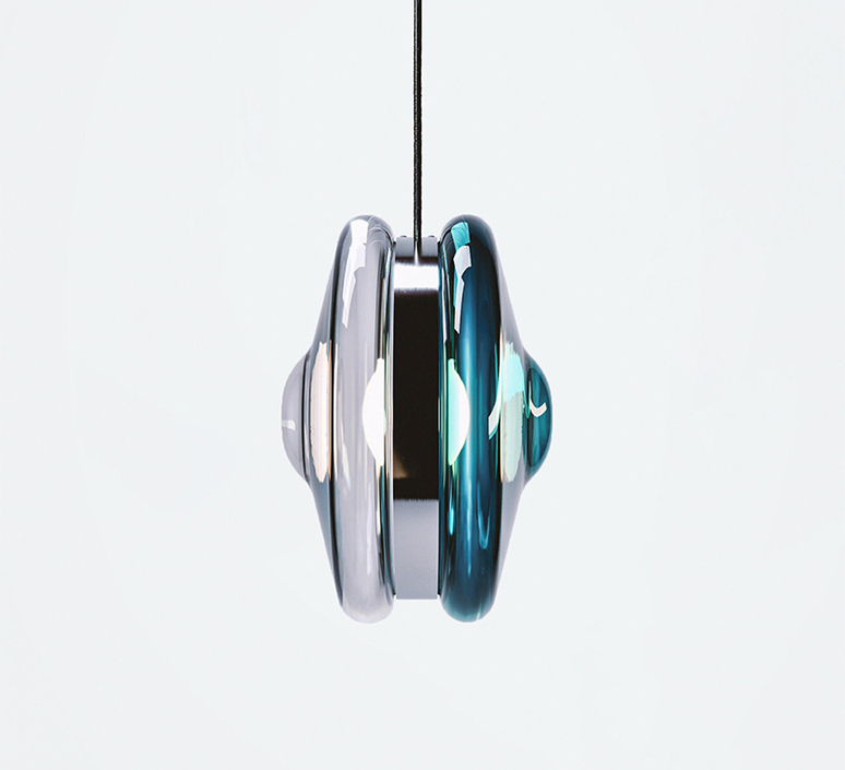 Orbital 01 studio deform suspension pendant light  bomma  1 80 95670 0 cl gr 360 n  design signed 46606 product