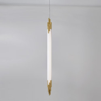 Suspension org p v 1300 blanc or l130cm h8 4cm dcw editions paris normal