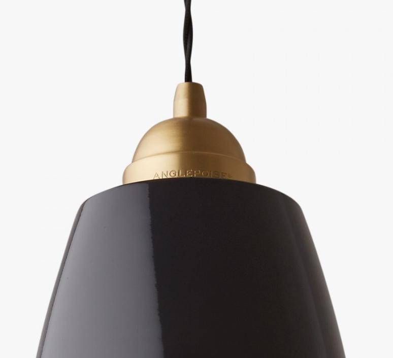 Suspension original 1227 brass gris fonc h30cm anglepoise luminaires nedgis - Luminaire industriel la giant collection par anglepoise ...