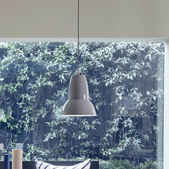 Suspension original 1227 gris clair h25 5cm anglepoise normal