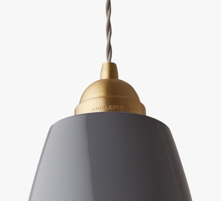 Original 1227 giant brass george carwardine anglepoise 31874 luminaire lighting design signed 108212 product