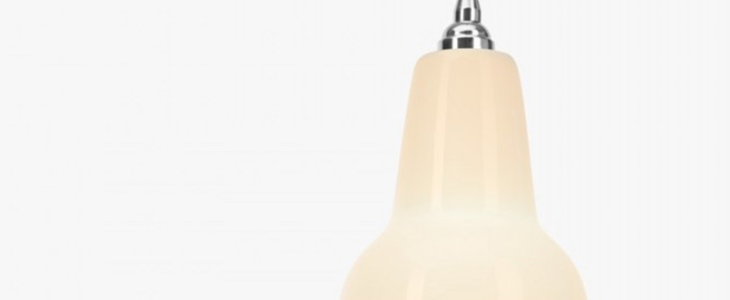 Suspension original 1227 mini blanc led o13cm h14cm anglepoise normal