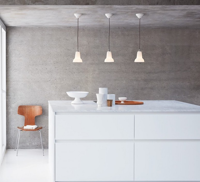 Original 1227 mini george carwardine suspension pendant light  anglepoise 32238  design signed 40911 product