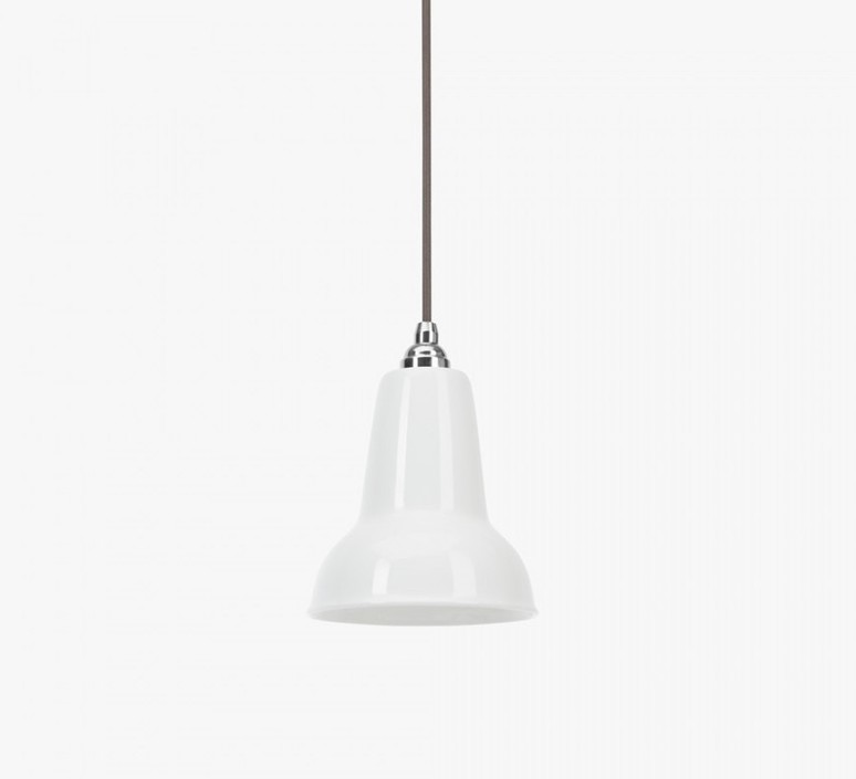 Original 1227 mini george carwardine suspension pendant light  anglepoise 32238  design signed 40913 product