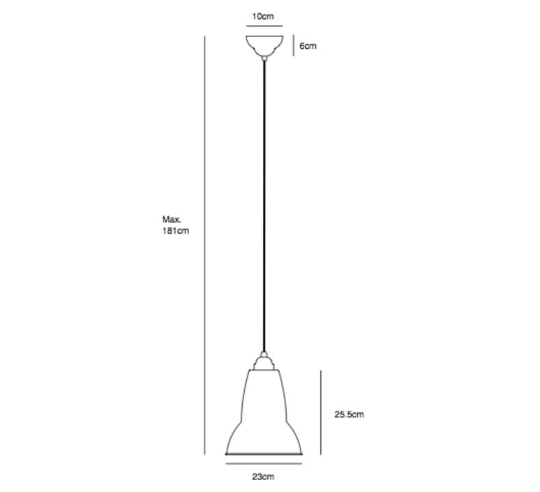 Original 1227 george carwardine anglepoise 31630 luminaire lighting design signed 26136 product