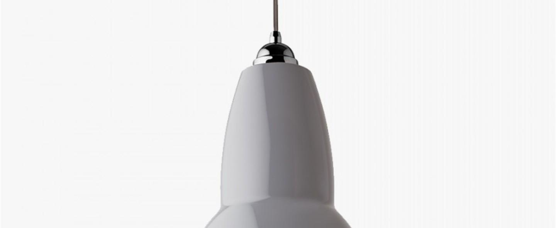 Suspension original 1227 standard gris o15cm anglepoise normal