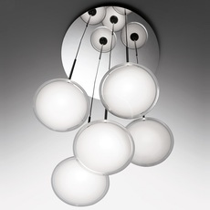 Orsa cluster 5  suspension pendant light  artemide 0355030a  design signed nedgis 120284 thumb