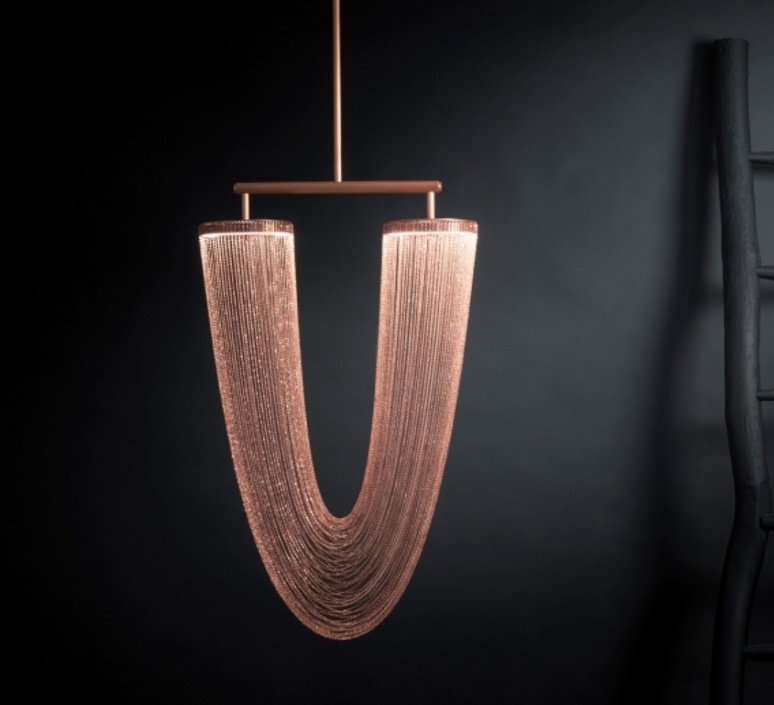 Otero small larose guyon suspension pendant light  cto lighting cto 01 175 0001  design signed 48299 product