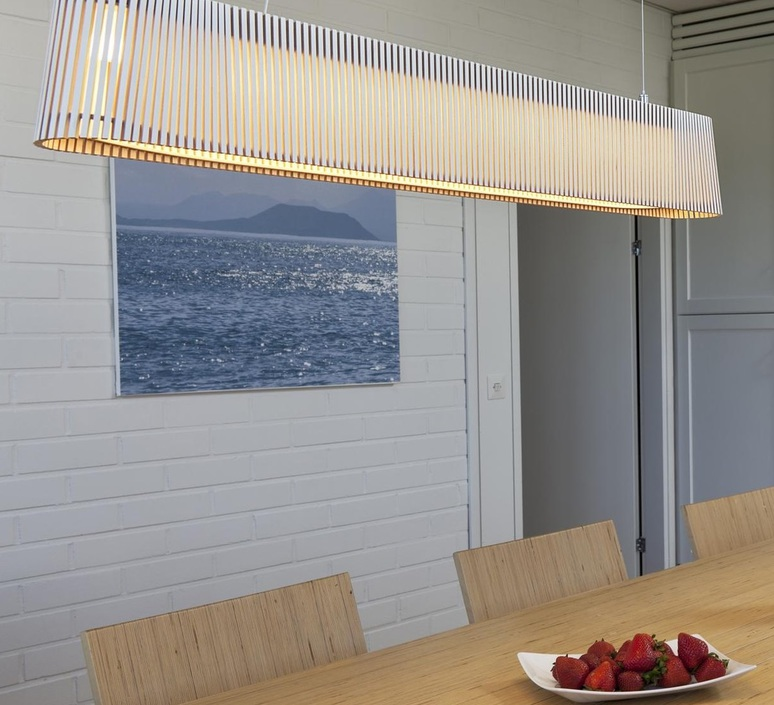 Owalo 7000 seppo koho suspension pendant light  secto design 16 7000 01  design signed 42331 product