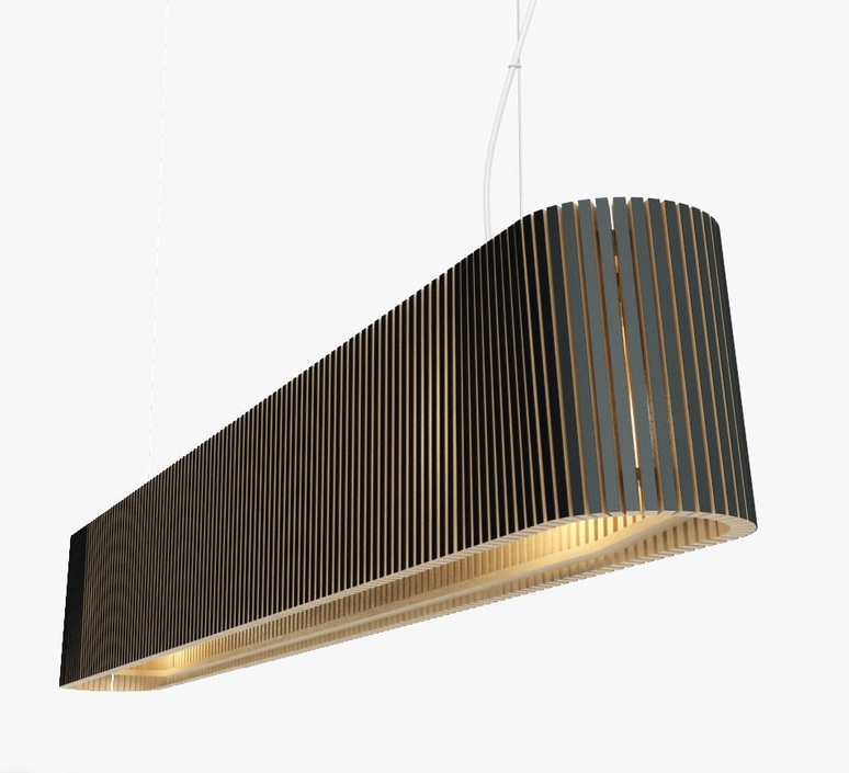 Owalo 7000 seppo koho suspension pendant light  secto design 16 7000 21  design signed 42267 product