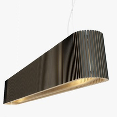 Owalo 7000 seppo koho suspension pendant light  secto design 16 7000 21  design signed 42267 thumb
