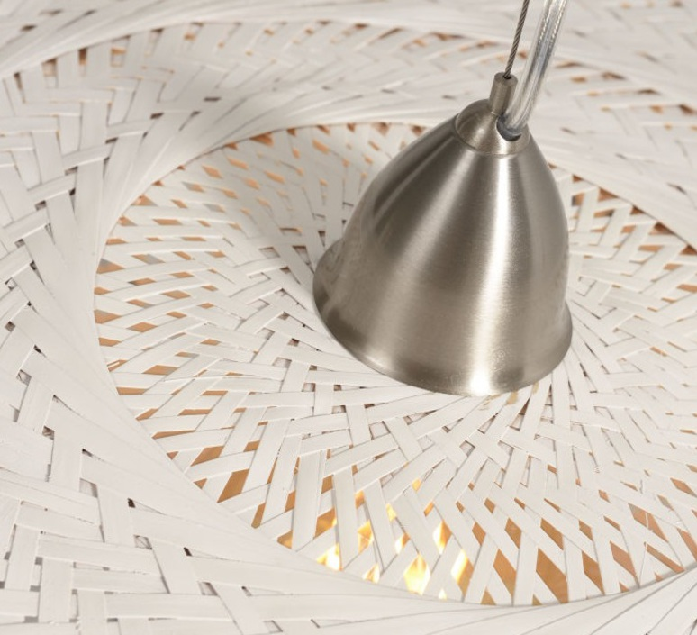 Palawan good mojo studio suspension pendant light  good mojo 94051091 white  design signed nedgis 66523 product