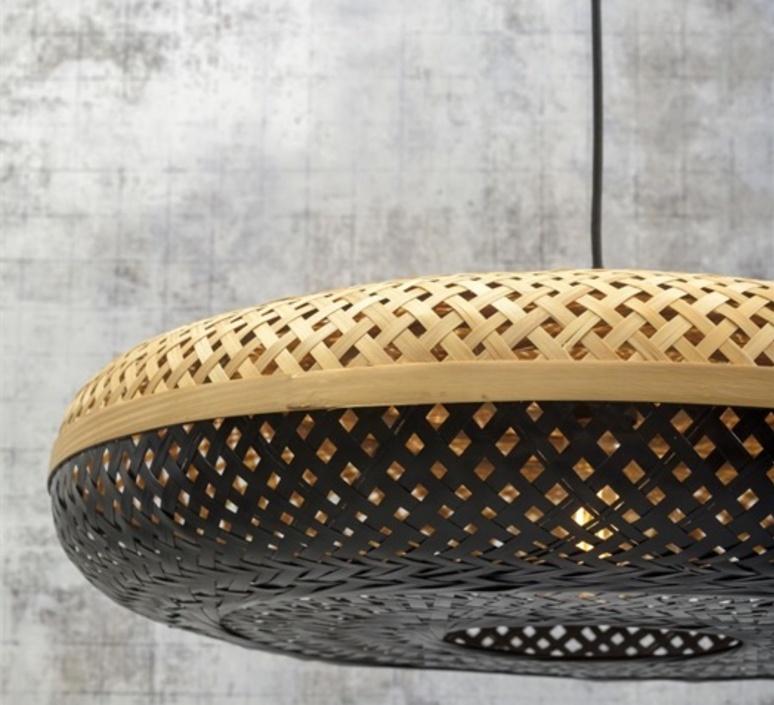 Palawan l good mojo studio suspension pendant light  it s about romi palawan h 6015 bn  design signed nedgis 113700 product