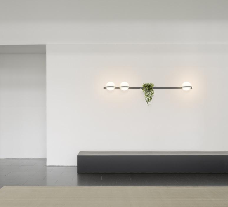 Palma 3706 antoni arola suspension pendant light  vibia 370618 1b  design signed nedgis 80559 product