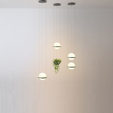 Palma 3720 antoni arola suspension pendant light  vibia 372018 1b  design signed nedgis 80131 thumb