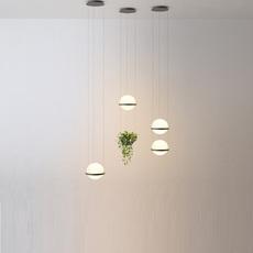 Palma 3724 antoni arola suspension pendant light  vibia 372418 1b  design signed nedgis 80144 thumb