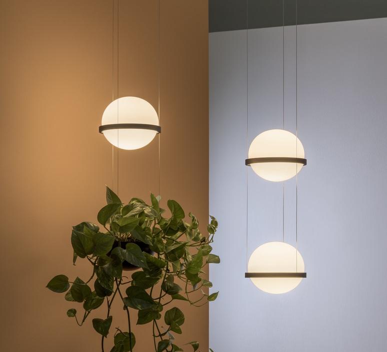 Palma 3724 antoni arola suspension pendant light  vibia 372418 1b  design signed nedgis 80145 product