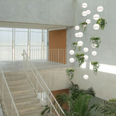 Palma 3728 antoni arola suspension pendant light  vibia 372818 1b  design signed nedgis 80161 thumb