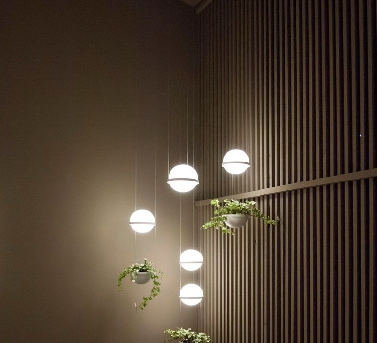 Palma 3728 antoni arola suspension pendant light  vibia 372818 1b  design signed nedgis 80164 product