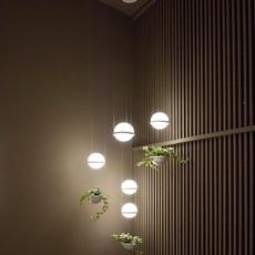 Palma 3728 antoni arola suspension pendant light  vibia 372818 1b  design signed nedgis 80164 thumb