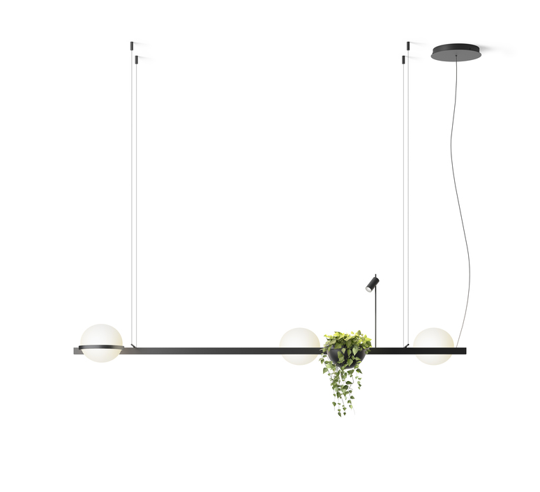 Palma 3736 antoni arola suspension pendant light  vibia 373618 1a  design signed nedgis 80182 product