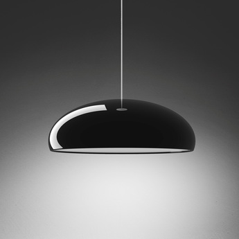 Suspension pangen noir o60cm fontana arte normal