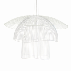 Papillon gm elise fouin forestier ef11170lwh luminaire lighting design signed 27660 thumb