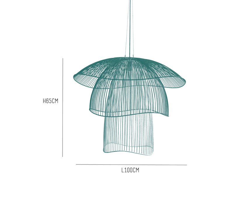 Papillon gm elise fouin forestier ef11170lbl luminaire lighting design signed 27657 product