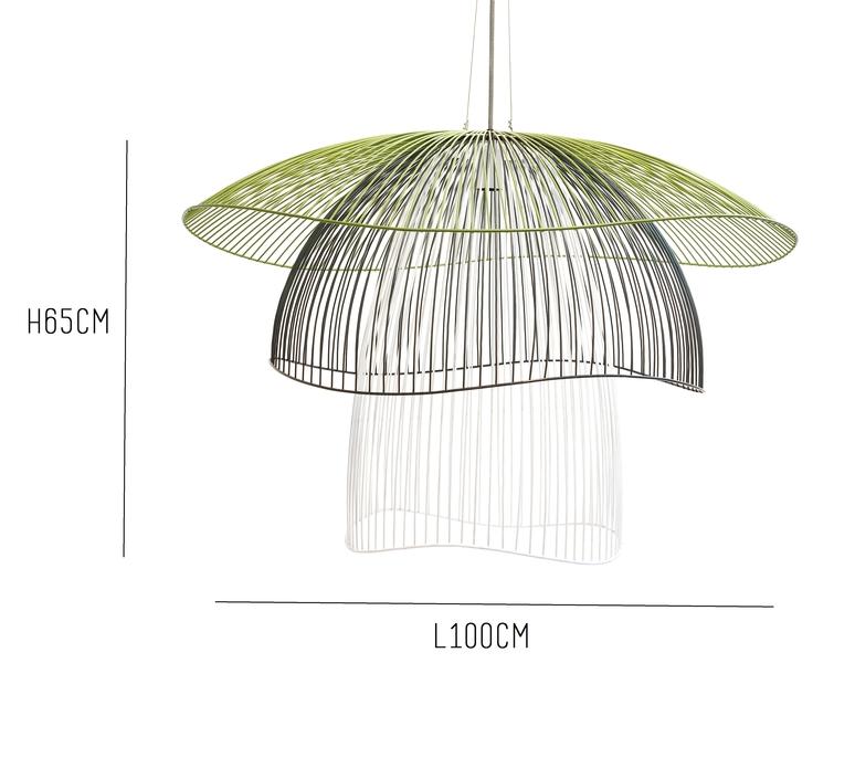 Papillon gm elise fouin forestier ef11170ltr luminaire lighting design signed 27659 product
