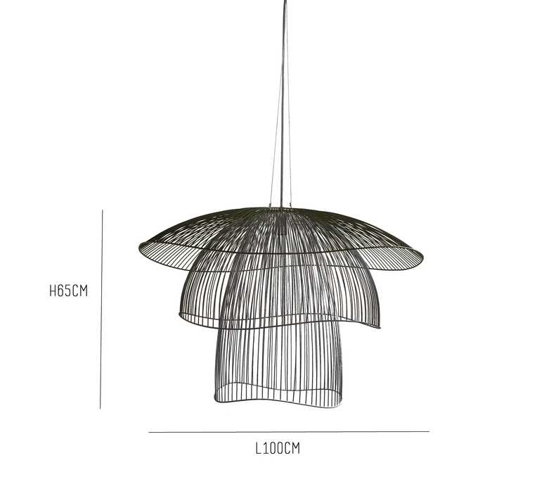 Papillon gm elise fouin forestier ef11170lba luminaire lighting design signed 27655 product