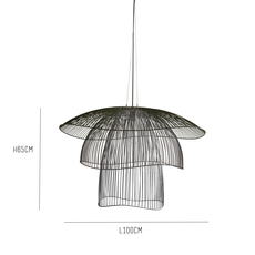 Papillon gm elise fouin forestier ef11170lba luminaire lighting design signed 27655 thumb