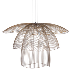 Papillon l elise fouin suspension pendant light  forestier 20786  design signed 60411 thumb