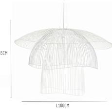 Libellule l elise fouin suspension pendant light  forestier 20784  design signed 46458 thumb