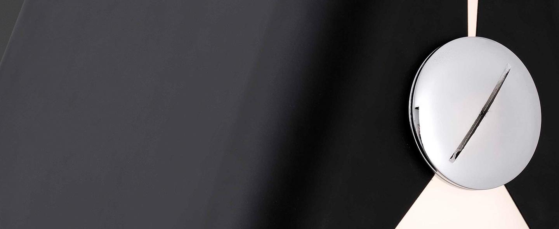 Suspension papillon noir h120cm faro normal