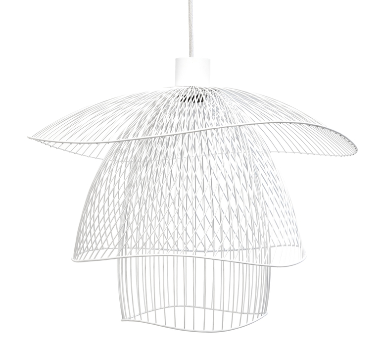 Papillon pm elise fouin forestier ef11170swh luminaire lighting design signed 27670 product