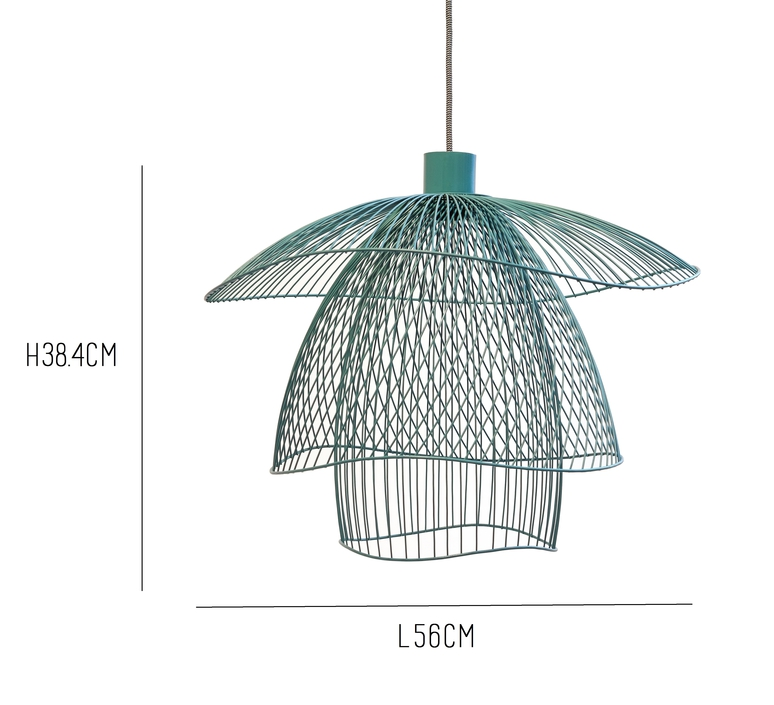 Papillon pm elise fouin forestier ef11170sbl luminaire lighting design signed 27667 product