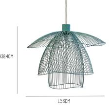 Papillon pm elise fouin forestier ef11170sbl luminaire lighting design signed 27667 thumb