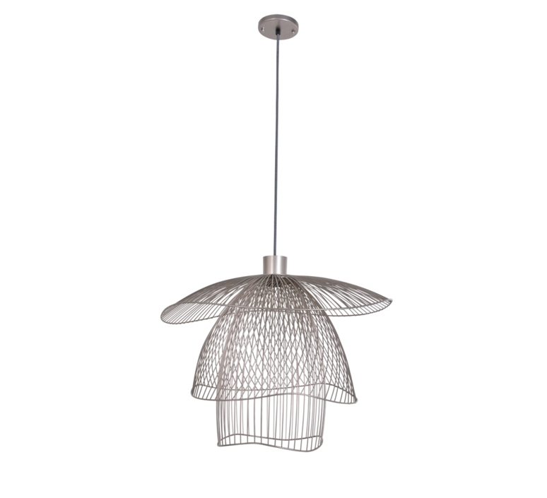 Papillon pm  suspension pendant light  forestier 20791  design signed 38411 product