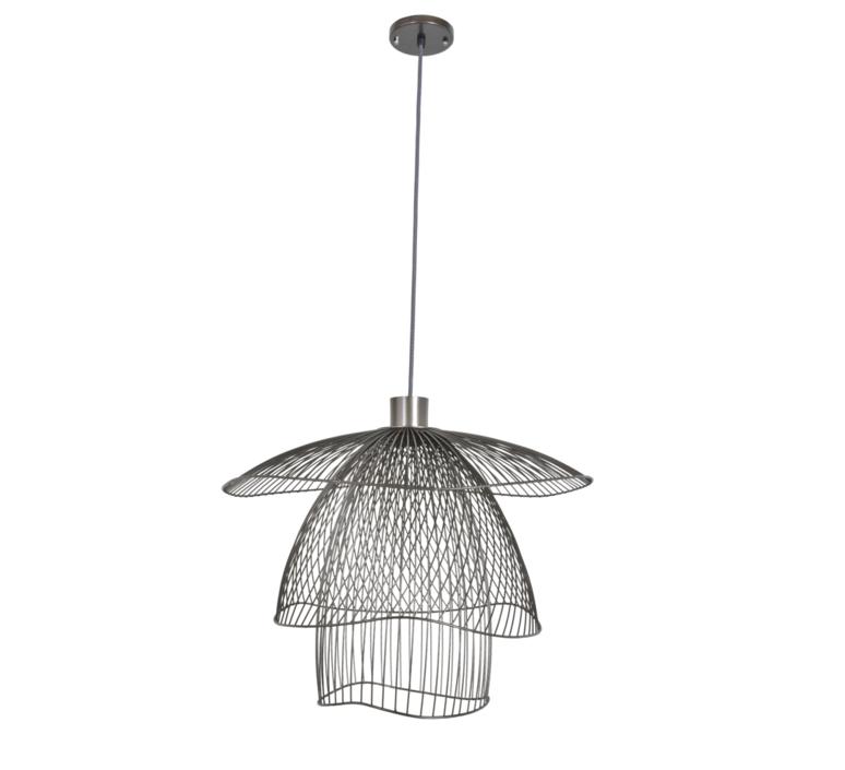 Papillon pm  suspension pendant light  forestier 20792  design signed 66988 product