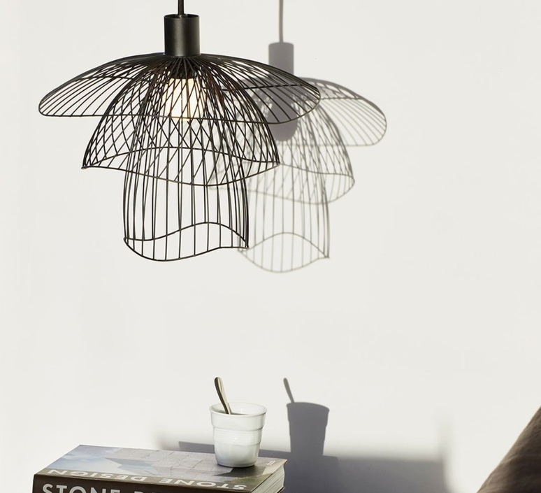 Papillon pm elise fouin forestier ef11170sba luminaire lighting design signed 49910 product