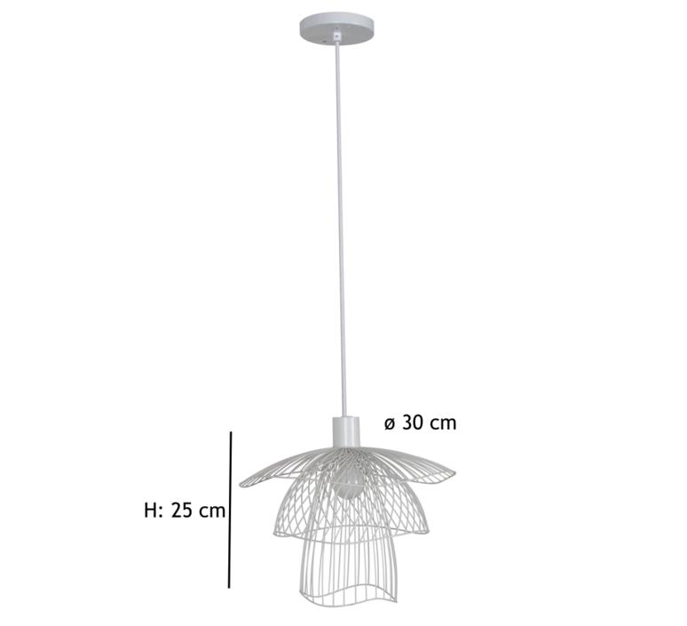 Papillon xs  suspension pendant light  forestier 20971  design signed 38424 product