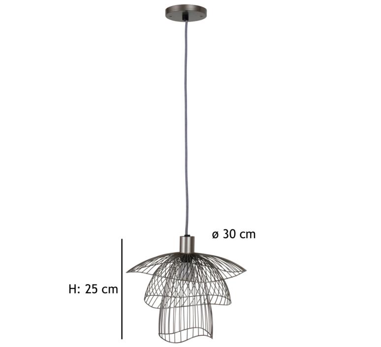 Papillon xs  suspension pendant light  forestier 20973  design signed 38418 product