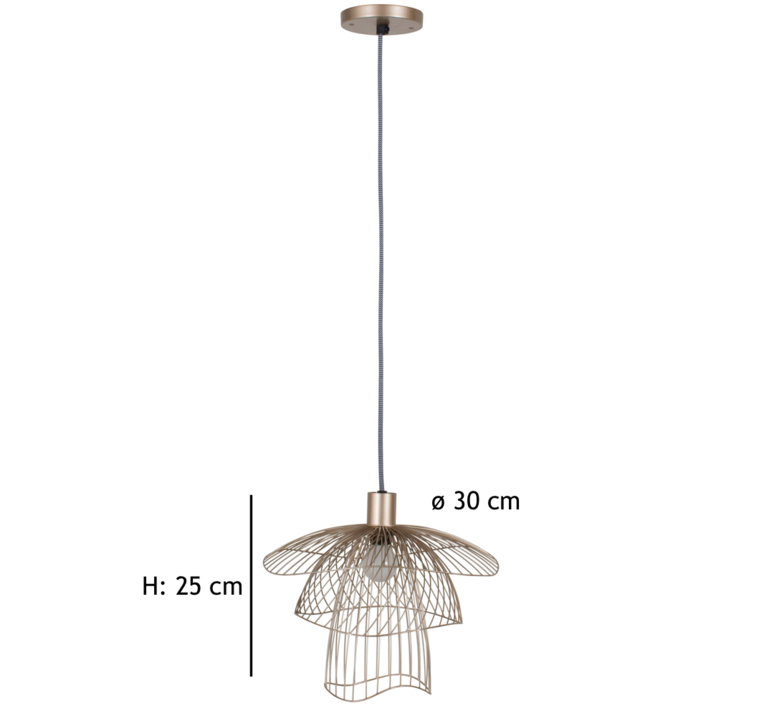 Papillon xs  suspension pendant light  forestier 20974  design signed 38420 product