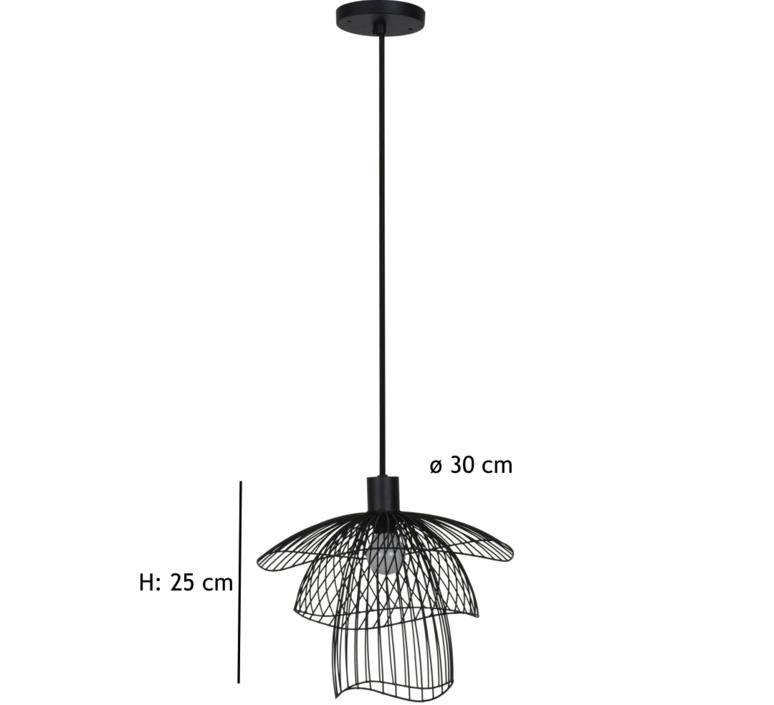 Papillon xs  suspension pendant light  forestier 20970  design signed 38422 product